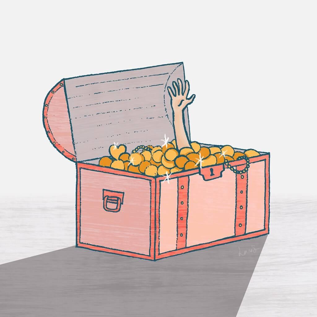 STEP OUTSIDE YOUR BOX (ก้าวออกมาจากกล่องของคุณ)