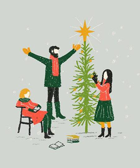 5 วิธีในการเตรียมใจของเราสำหรับเทศกาลคริสต์มาส