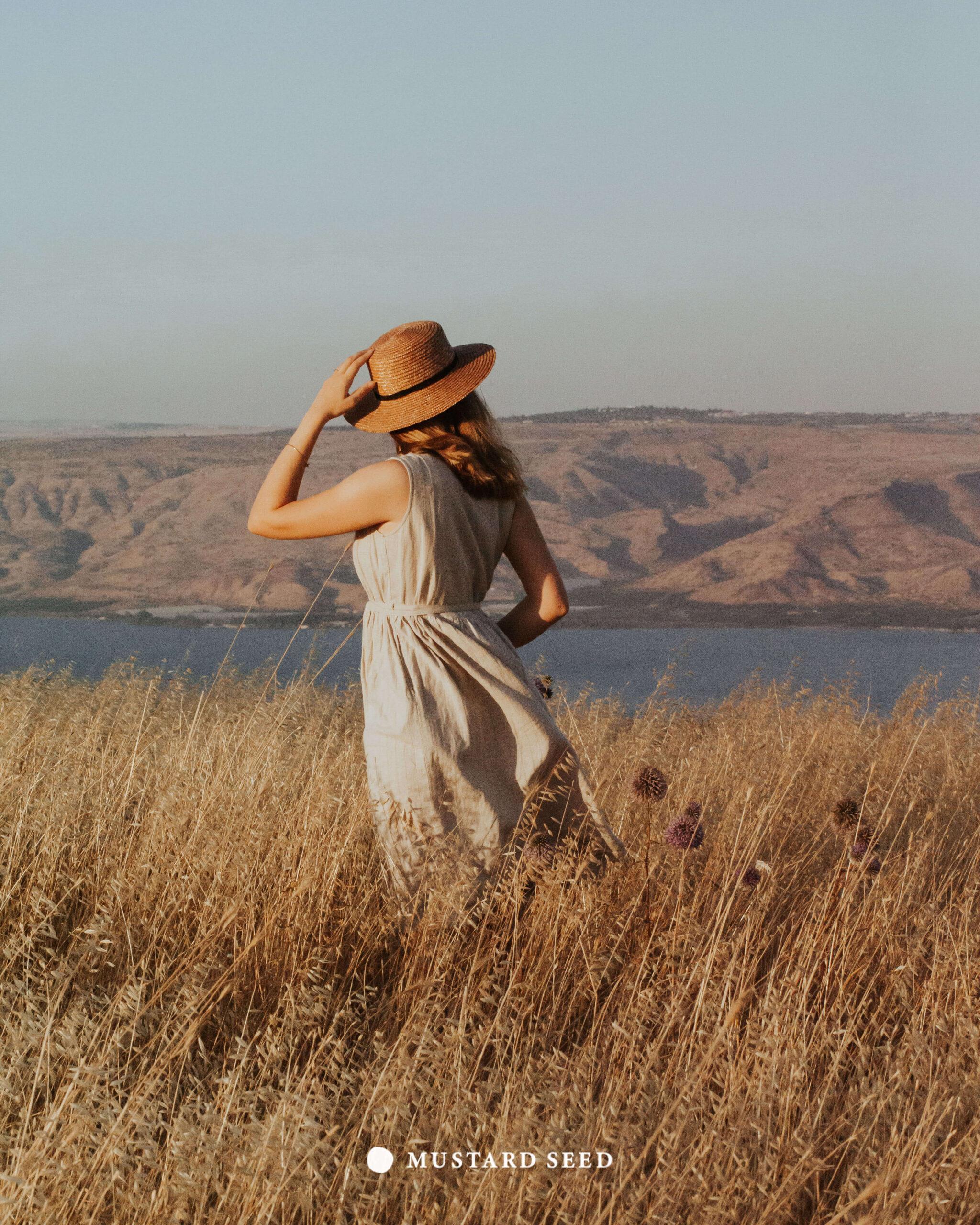 """""""ทะเลสาบกาลิลี"""" ที่ที่พระคำของพระเจ้ามีชีวิต"""