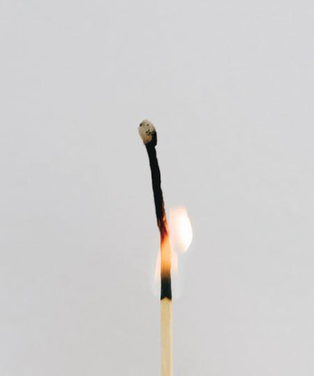 3 สัญญาณที่บอกว่าคุณหมดไฟในการรับใช้