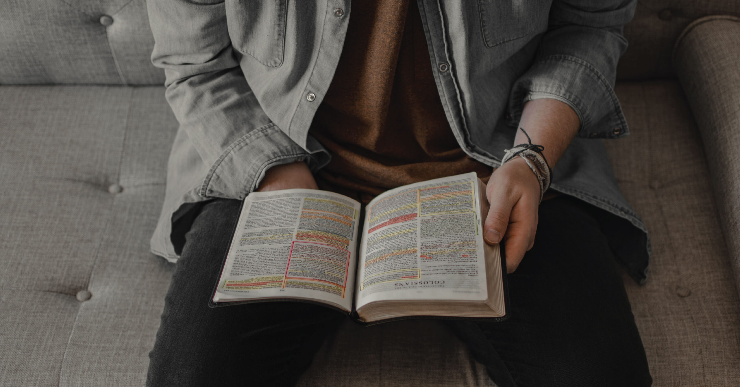 แค่รู้พระคัมภีร์มันไม่เพียงพอ