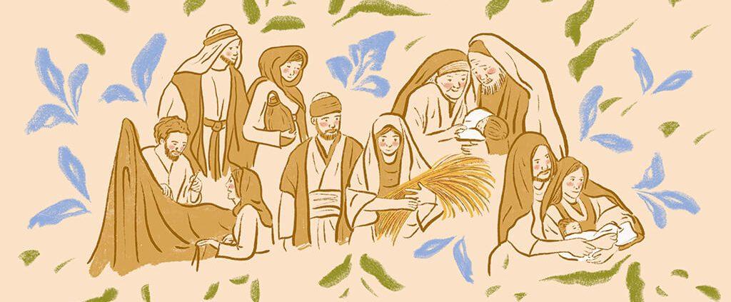 5 คู่รักในพระคัมภีร์สอนอะไรเราเกี่ยวกับเรื่องรักๆ